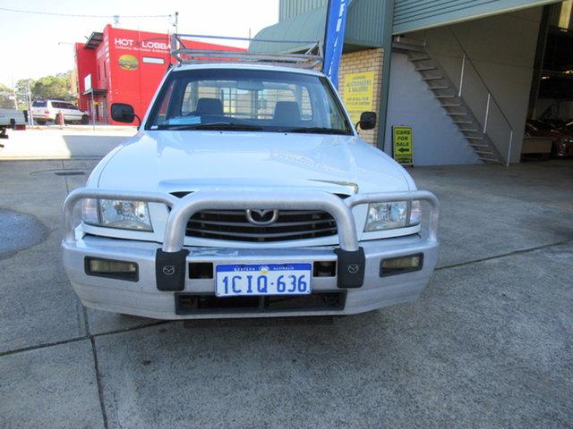 Used Mazda Bravo B2600 Mandurah, 2006 Mazda Bravo B2600 White 5 Speed Manual Trayback