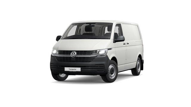 New Volkswagen Transporter T6.1 MY21 TDI340 SWB DSG Cardiff, 2021 Volkswagen Transporter T6.1 MY21 TDI340 SWB DSG Candy White 7 Speed