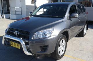 2012 Toyota RAV4 ACA33R MY12 CV Grey 4 Speed Automatic Wagon.