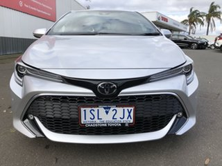 2020 Toyota Corolla Mzea12R ZR Silver Pearl 10 Speed Constant Variable Hatchback