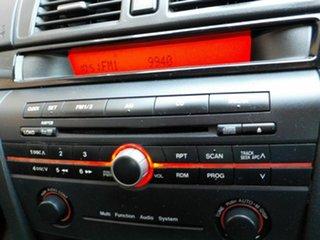 2007 Mazda 3 BK10F2 MZR-CD White 6 Speed Manual Hatchback