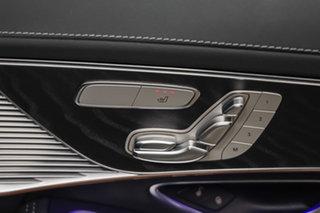 2020 Mercedes-Benz EQC N293 EQC400 4MATIC High-Tech Silver Metallic 1 Speed Reduction Gear Wagon