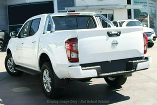 2021 Nissan Navara D23 MY21 SL (4x2) Solid White 7 Speed Automated Manual Dual Cab Pick-up