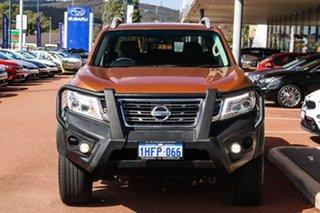 2016 Nissan Navara D23 ST-X Gold 6 Speed Manual Utility.