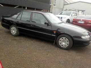 1996 Holden Commodore VSII Acclaim Black 4 Speed Automatic Sedan