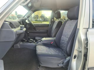 1997 Toyota Landcruiser FZJ80R GXL Silver 4 Speed Automatic Wagon