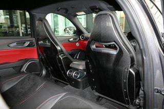 2017 Alfa Romeo Giulia Quadrifoglio Grey 8 Speed Sports Automatic Sedan