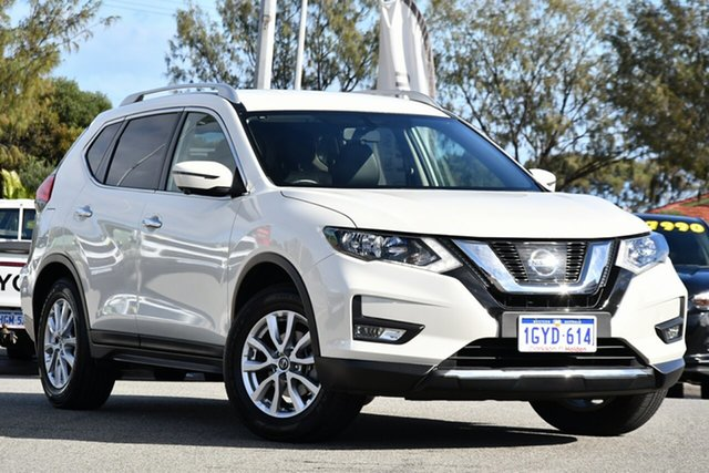 Used Nissan X-Trail T32 Series II ST-L X-tronic 4WD Clarkson, 2019 Nissan X-Trail T32 Series II ST-L X-tronic 4WD White 7 Speed Constant Variable Wagon