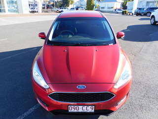 2017 Ford Focus LZ Trend Red 6 Speed Automatic Hatchback