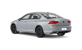 2021 Volkswagen Passat 3C (B8) MY21 162TSI DSG Elegance Silver 6 Speed Sports Automatic Dual Clutch.