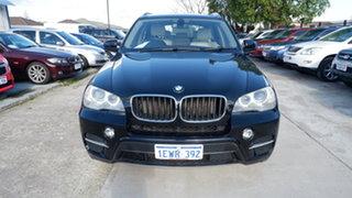 2011 BMW X5 E70 MY11.5 xDrive30d Steptronic Black 8 Speed Sports Automatic Wagon.