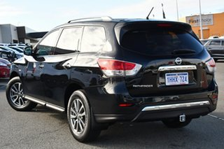 2016 Nissan Pathfinder R52 MY16 ST X-tronic 2WD Black 1 Speed Constant Variable Wagon.