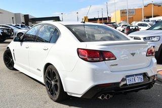 2015 Holden Commodore VF MY15 SS V Redline White 6 Speed Sports Automatic Sedan.
