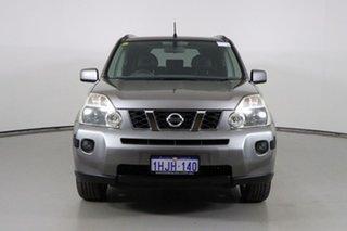 2010 Nissan X-Trail T31 MY10 TI (4x4) Bronze 6 Speed Manual Wagon.