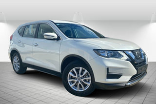 2018 Nissan X-Trail T32 Series II ST X-tronic 2WD Ivory Pearl 7 Speed Constant Variable Wagon.