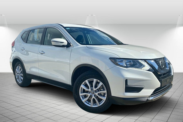 Used Nissan X-Trail T32 Series II ST X-tronic 2WD Hervey Bay, 2018 Nissan X-Trail T32 Series II ST X-tronic 2WD Ivory Pearl 7 Speed Constant Variable Wagon