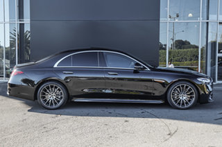 2021 Mercedes-Benz S-Class W223 801MY S450 9G-Tronic 4MATIC Obsidian Black 9 Speed Sports Automatic