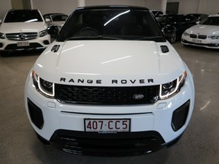 2017 Land Rover Range Rover Evoque L538 MY17 HSE Dynamic White 9 Speed Sports Automatic Convertible.