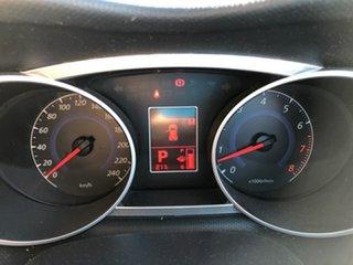 2007 Mitsubishi Outlander ZG LS Black 6 Speed CVT Auto Sequential Wagon