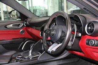 2017 Alfa Romeo Giulia Quadrifoglio Grey 8 Speed Sports Automatic Sedan.