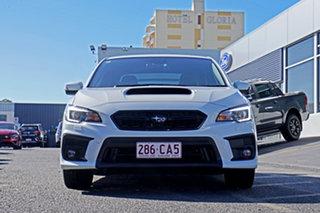 2020 Subaru WRX V1 MY21 Premium AWD White 6 Speed Manual Sedan.