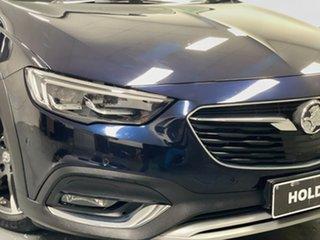 2018 Holden Calais ZB MY18 V Liftback AWD Blue 9 Speed Sports Automatic Liftback.
