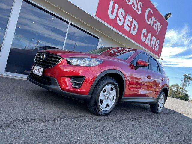 Used Mazda CX-5 KE1032 Maxx SKYACTIV-Drive AWD Bundaberg, 2015 Mazda CX-5 KE1032 Maxx SKYACTIV-Drive AWD Red 6 Speed Sports Automatic Wagon