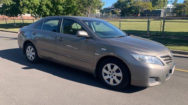 Used Toyota Camry Altise Rockhampton, 2009 Toyota Camry Altise Brown 4 Speed Automatic Sedan