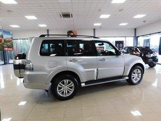 2020 Mitsubishi Pajero NX MY21 GLS Silver 5 Speed Sports Automatic Wagon