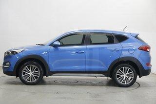 2017 Hyundai Tucson TL MY17 Active X 2WD Ara Blue 6 Speed Sports Automatic Wagon.