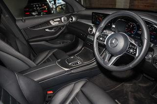 2020 Mercedes-Benz GLC-Class X253 800+050MY GLC300 9G-Tronic 4MATIC e Obsidian Black Metallic.