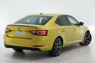 2018 Skoda Superb NP MY18.5 206TSI Sedan DSG SportLine Gold 6 Speed Sports Automatic Dual Clutch.