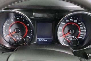2016 Holden Commodore VF II SV6 Grey 6 Speed Automatic Sedan