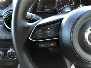 2017 Mazda CX-3 DK4WSA Akari SKYACTIV-Drive i-ACTIV AWD White 6 Speed Sports Automatic Wagon