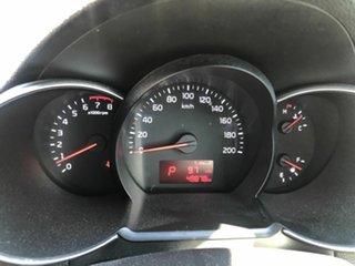 2016 Kia Picanto TA MY17 SI White 4 Speed Automatic Hatchback