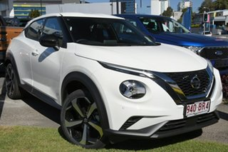 2021 Nissan Juke F16 ST-L DCT 2WD 326 7 Speed Sports Automatic Dual Clutch Hatchback.