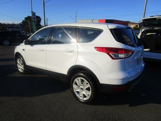 2015 Ford Kuga TF MY15 Ambiente AWD White 6 Speed Sports Automatic Wagon.