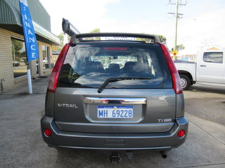 2007 Nissan X-Trail TI Silver 4 Speed Automatic Sportswagon