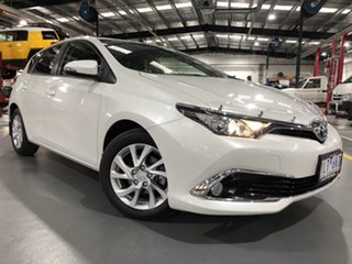 2017 Toyota Corolla ZRE182R MY17 Ascent Sport Crystal Pearl 7 Speed CVT Auto Sequential Hatchback.