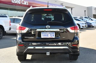 2016 Nissan Pathfinder R52 MY16 ST X-tronic 2WD Black 1 Speed Constant Variable Wagon