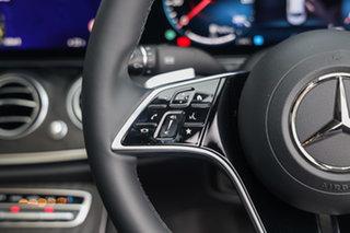 2021 Mercedes-Benz E-Class W213 801+051MY E350 9G-Tronic Designo Diamond White 9 Speed