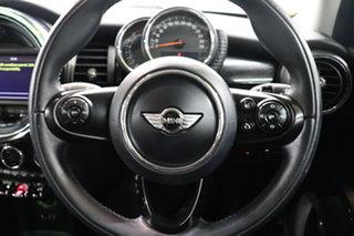 2015 Mini Hatch F55 Cooper Green 6 Speed Automatic Hatchback