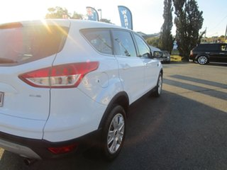 2015 Ford Kuga TF MY15 Ambiente AWD White 6 Speed Sports Automatic Wagon