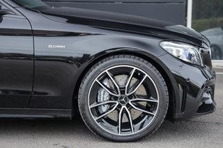 2021 Mercedes-Benz C-Class W205 801MY C43 AMG 9G-Tronic 4MATIC Obsidian Black 9 Speed