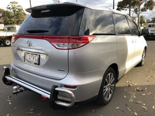 2019 Toyota Tarago GSR50R Ultima Silver Pearl 6 Speed Sports Automatic Wagon
