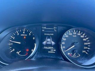 2016 Nissan Qashqai J11 TI White 6 Speed Manual Wagon