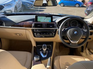 2017 BMW 330i F31 LCI Touring Sport Line Imperial Blue Brilliant Effect 8 Speed Automatic Wagon