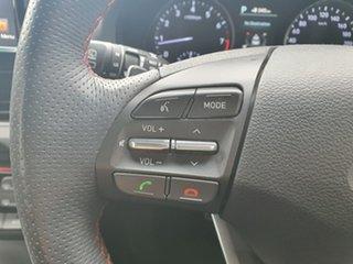 2017 Hyundai i30 PD MY18 SR D-CT Premium Red 7 Speed Sports Automatic Dual Clutch Hatchback