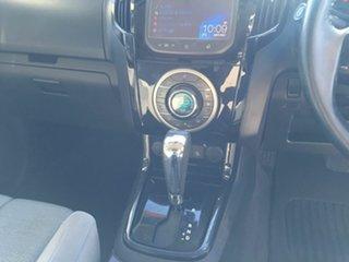 2015 Holden Colorado RG MY15 LTZ (4x2) White 6 Speed Automatic Crew Cab Pickup
