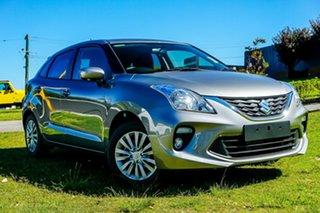 2021 Suzuki Baleno Series II GL Premium Silver 4 Speed Automatic Hatchback.